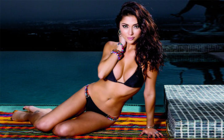 UFC Ring Girl Arianny Celeste Goes Topless in Mexico, Also Know Her Dating History And Affairs