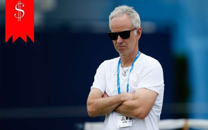 How Much is John McEnroe's Net Worth? Know about his Career and Awards