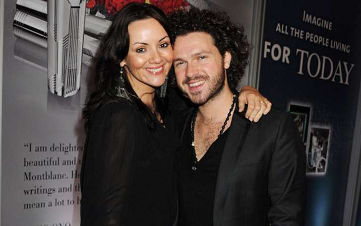 Martine McCutcheon And Husband Jack McManus Attends Phill Collins Gig, Know About their Married Life