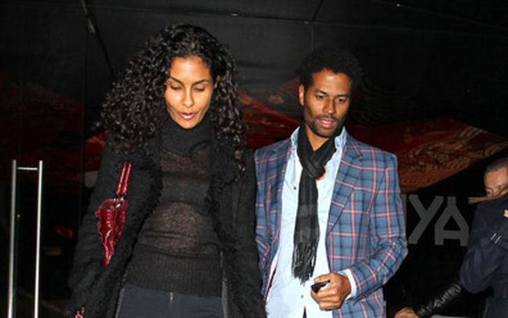 Know the Married relation and Love life of Eric Benet and his wife Manuela Testolini