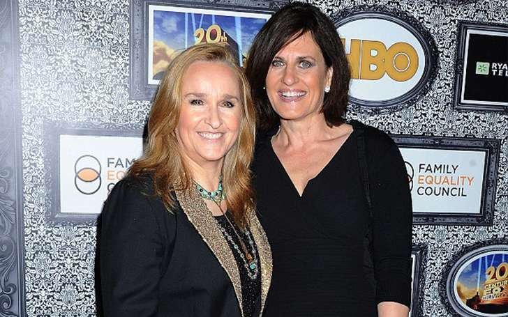 Lesbian Singer Melissa Etheridge is Happy with Linda Wallem, Know about her Married Life