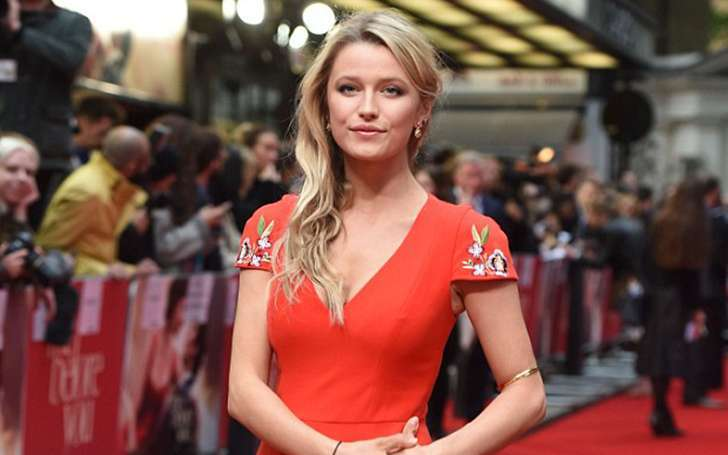 Virginia McKenna GrandDaughter's Lily Travers: Know about her Affairs and Dating Rumors