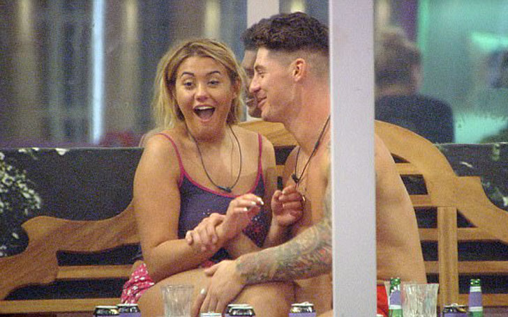 Big Brother's Ellie Young kisses and enjoys her time with housemate Sam Chaloner; Know what she said