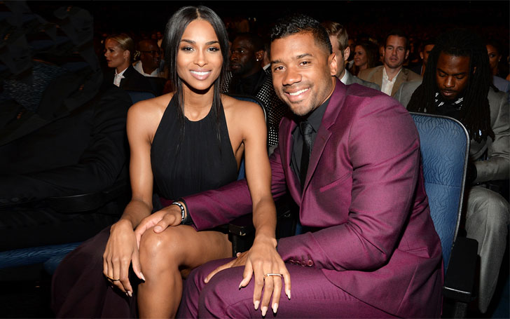 American Footballer Russell Wilson Divorced His Wife Ashton Meem In 2014; Now married to Ciara
