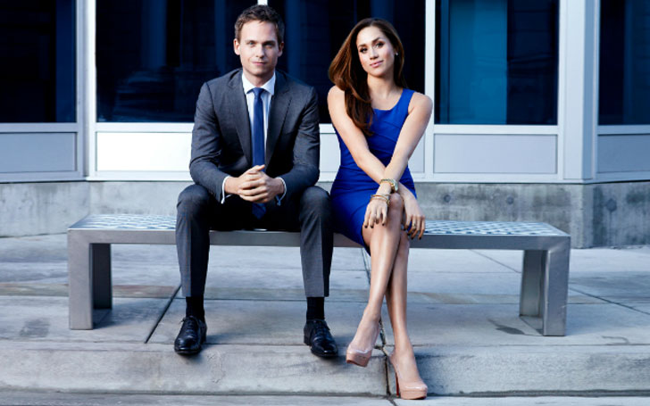 Actress Troian Bellisario Married Patrick J. Adams in 2016; Know their love life
