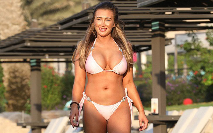 Lauren Goodger currently dating a criminal; Know Her relationships with Mark Wright & Joey Morrison