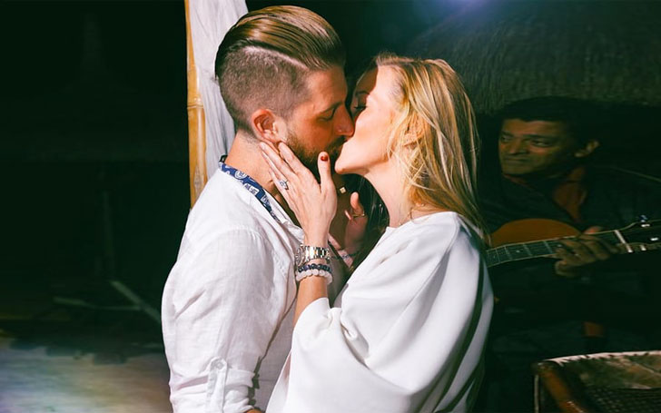 From Boyfriend to Fiance; Arrow star Katie Cassidy engaged to Matthew Rodgers, Know their affairs