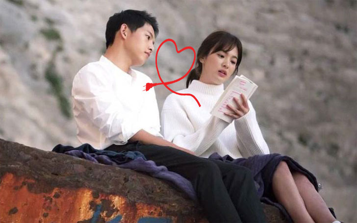 Song Joong Ki And Song Hye Kyo Planning to get Married in October: Rumors of Pregnancy