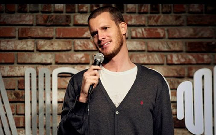 What is the Untold Story of Daniel Tosh? In Relationship after breaking up with Megan Abrigo?