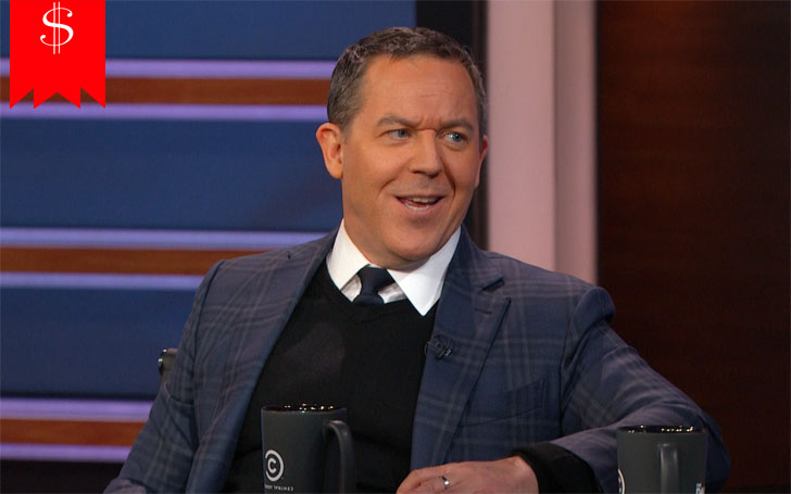 How Much is Greg Gutfeld's Net Worth? Know about his Career and Awards