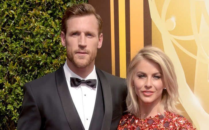 Julianne Hough is Married to NHL player Brooks Laich, Know in Details about their Wedding