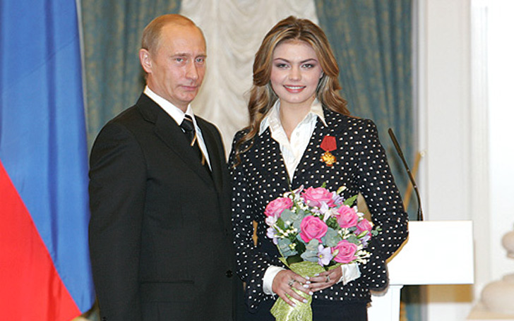 Alina Kabaeva Rumored as Secret Lover of Vladimir Putin, Know their Relationship and Dating