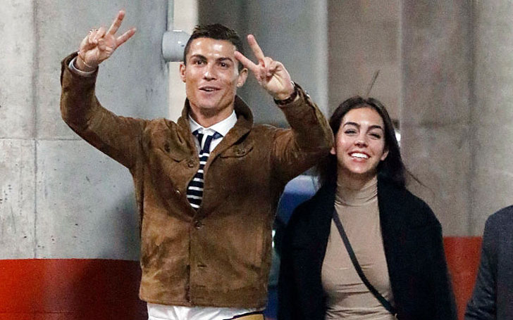 Cristiano Ronaldo's girlfriend Georgina Rodriguez is allegedly five months pregnant, Know in Details