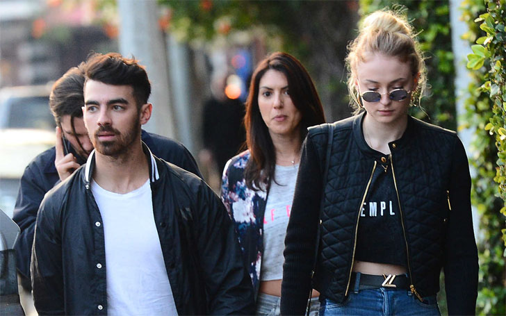 Game Of Thrones star Sophie Turner Opens Up about Dating with Joe Jonas, Know Details here