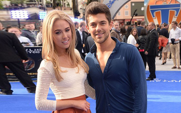 Nicola Hughes Dating New Boyfriend Charlie Tupper after Break Up from Alex Mytton