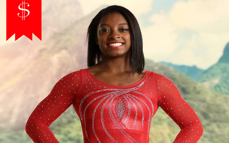A Successful American artistic gymnast, Simone Biles's Net worth, Know about her Career and Awards