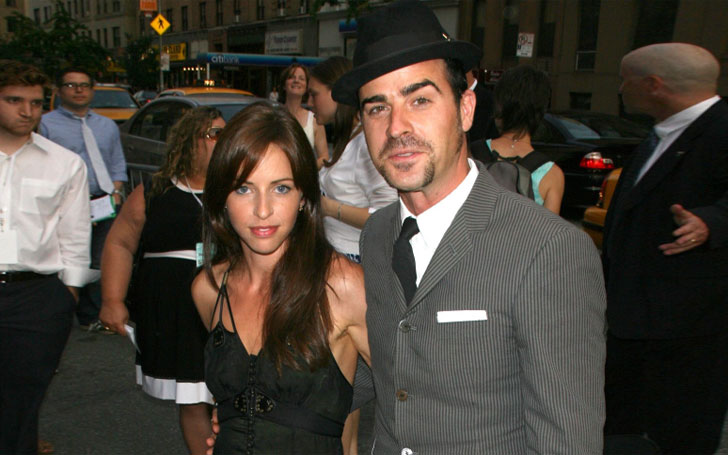 who is justin theroux dating Justin theroux is casually dating after jennifer aniston split more than three months since the actor and his former jennifer aniston announced their.