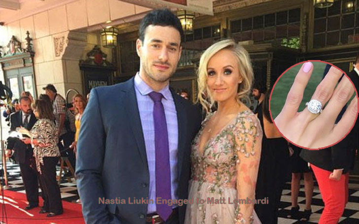 Nastia Liukin engaged to boyfriend Matt Lombardi in 2015; Planning to tie the Knot? Their affairs