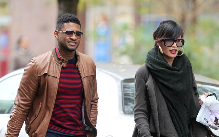 Usher's relationship with his second wife Grace Miguel: His Married Life, First Wife and Children
