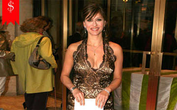 How Much Is Maria Bartiromo's Net Worth? Know About Her Salary, Career and Awards