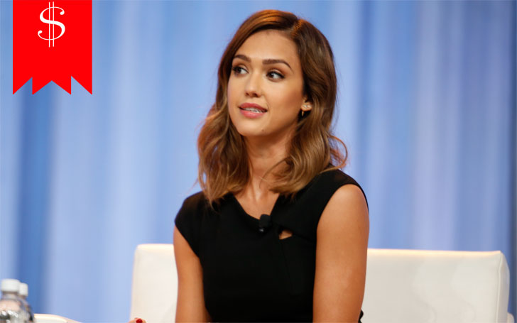 How Much is Jessica Alba's Net Worth? Know about her Career and Awards