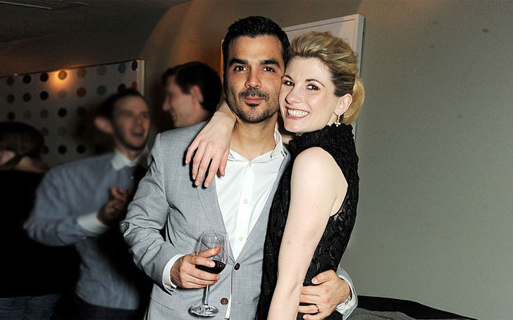 Jodie Whittaker Married Christian Contreras; Living Happily Together as Husband and Wife since 2008