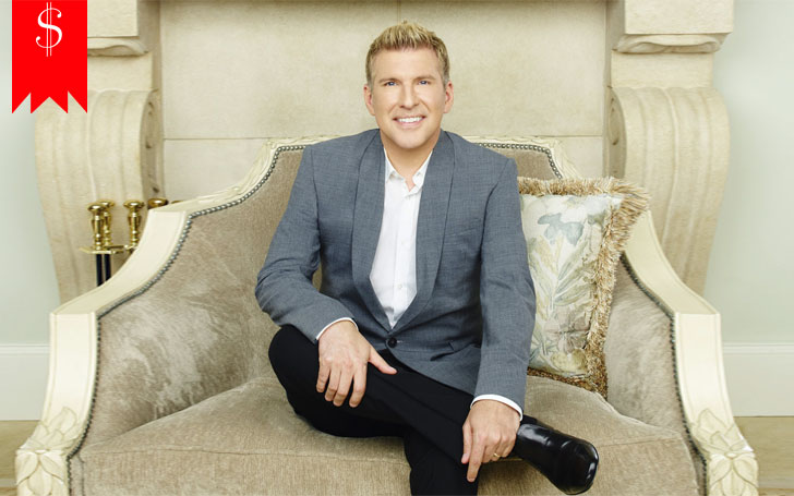 Todd Chrisley close to signing $75M production deal, Know about his Net worth and Career