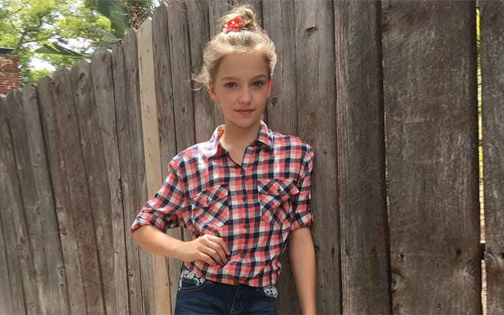 The 12-year-old actress Jayden Bartels Opinion On Love, Does She Have A Boyfriend?