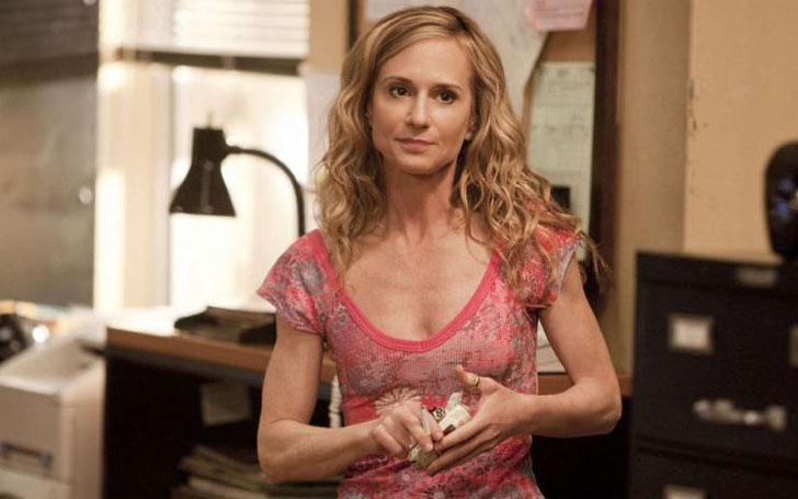 Holly Hunter after failed marriage now happily married with husband Gordon MacDonald and Children