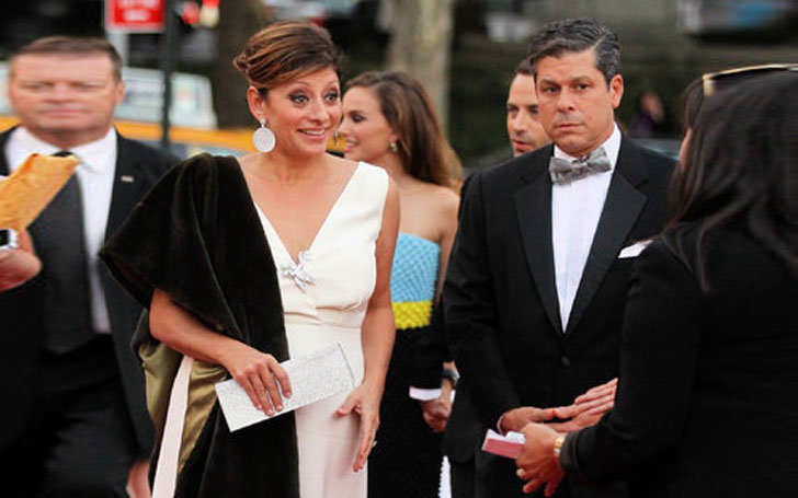 Jonathan Steinberg's Wife Maria Bartiromo, Are They Happily Married? What About Divorce Rumors?