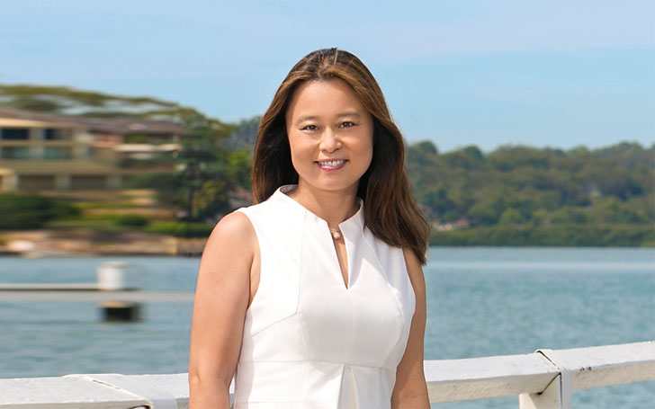 American news anchor Linda Yu Leading A Happy Married Life With Husband? Affair And Children
