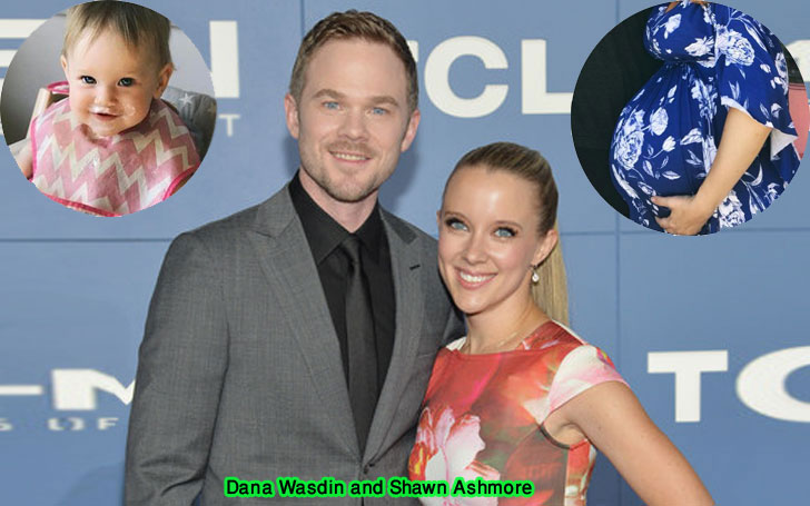 Dana Wasdin welcomes son With her Husband Shawn Ashmore,Know about Their Married Life