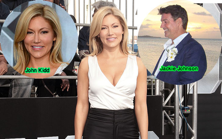 John Kidd and his ex-wife Jackie Johnson married Life; Where are the ex-couple? Children?