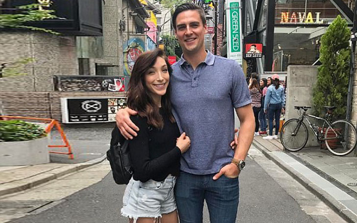 Meryl Davis Engaged to her boyfriend Fedor Andreev; Flaunts her engagement ring; Their relationship