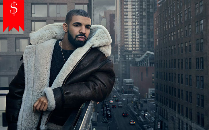 Image result for drake net worth