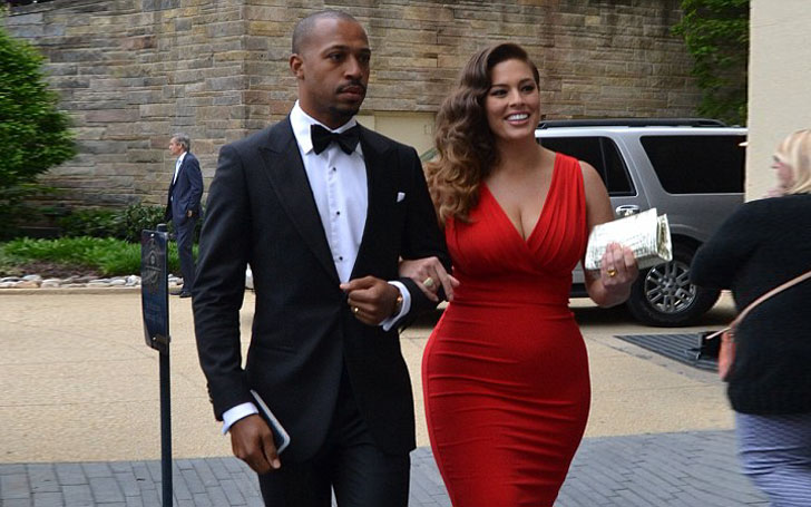 Ashley Graham Wedding.Justin Ervin S Wife Ashley Graham Know About Her Affairs And