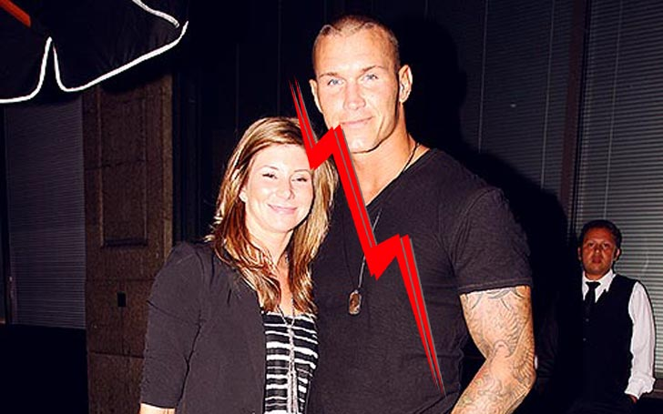 The Reason Behind Randy Orton's Divorce With Ex-wife Samantha Speno; Know his Current Married Life, Affairs, and Children