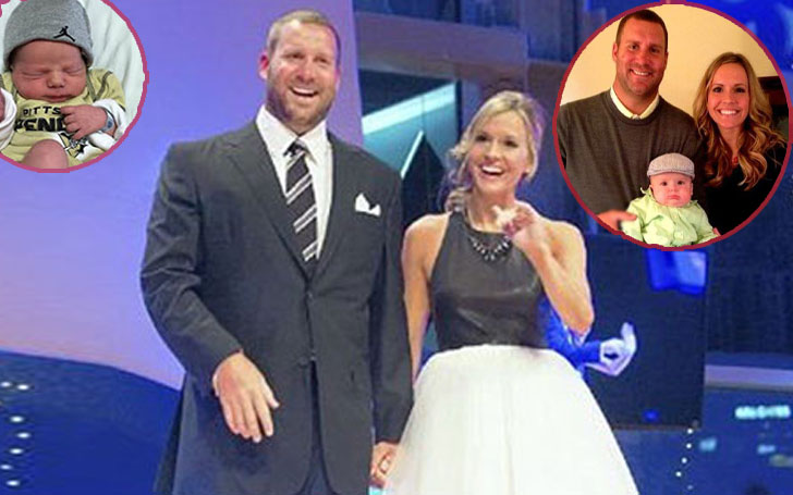 Ben Roethlisberger's married to Ashley Harlan since 2011; Their Married Life and Children