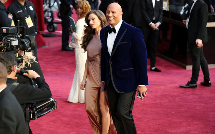 Dwayne Johnson And His Girlfriend Lauren Hashian Are Together For 11 Years, Their Love Affair