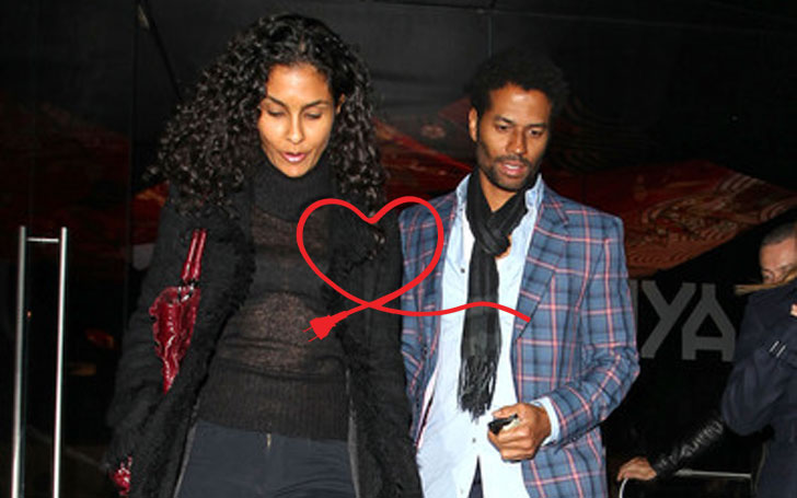 Married Twice, Is Eric Benet Happy With Wife Manuela Testolini? Their Relationship And Children