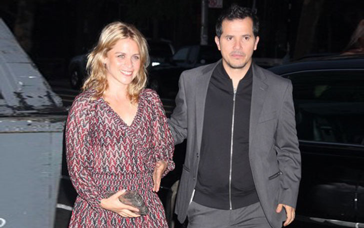 John Leguizamo and his Second Wife Justine Maurer Living Together with their Children