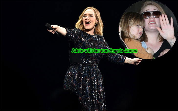 Adele's son Angelo Adkins: Know All the Interesting facts about his family and Parents
