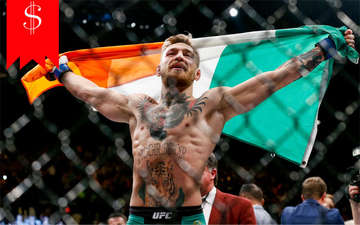 How Much is Conor McGregor's Net Worth? Know about his Career and Awards