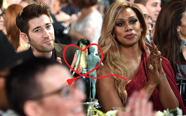 Orange is the New Black Star Laverne Cox Currently Dating and in Relationship with Jono Freedrix
