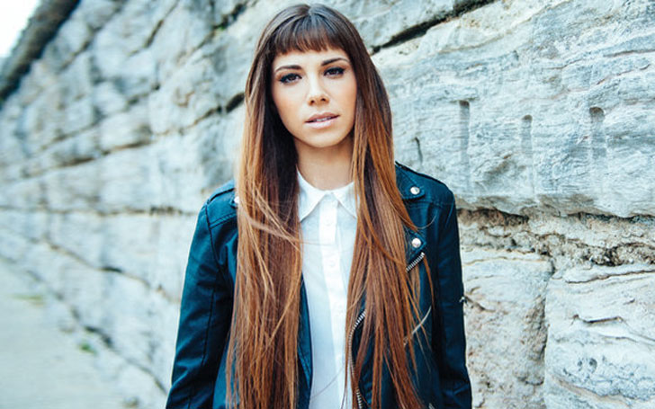Christina Perri Is Pregnant With First Child With Her Fiance Paul Costabile: A Romantic Love Affair