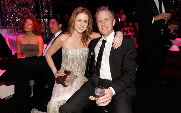 Lee Kirk and his wife Jenna Fischer are Living Happily Together with their Children; Details