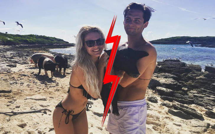 Louisa Johnson Splits with her Boyfriend Daniel Elliott After Several Dating and Relationship