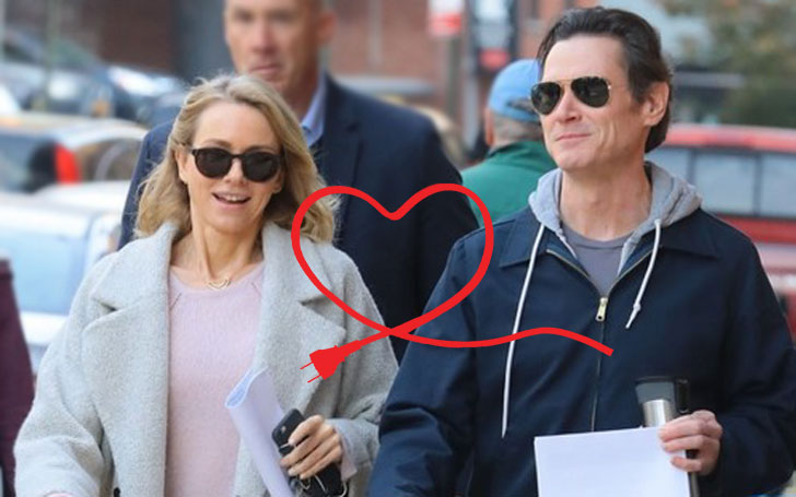Naomi and Billy Crudup are Currently Dating, Know about their Affairs and Dating History