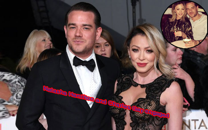Natasha Hamilton after many unsuccessful Relationships getting Married with Charles Gay; Her Affairs