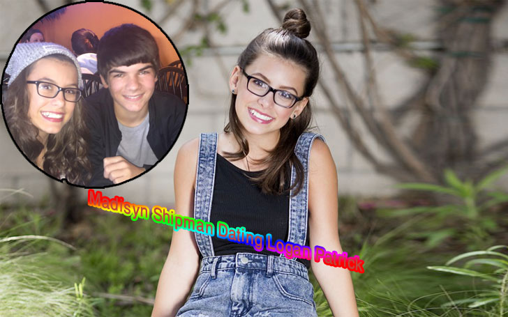 14 Years Madisyn Shipman is Dating Logan Patrick, Know about her Affairs and Relationship